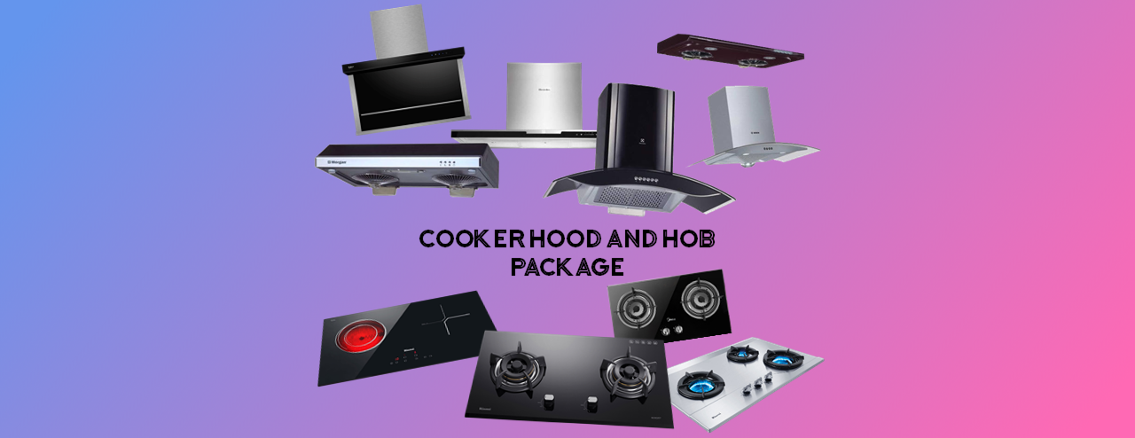 HOOD AND HOB PACKAGE